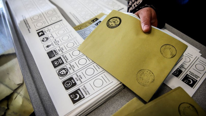 yerel seçim dava