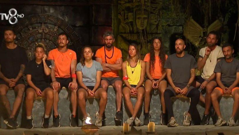 Survivor kim elendi? Halk oylamasında en düşük oyu kim aldı? 3 Mart Survivor son bölüm elenen isim