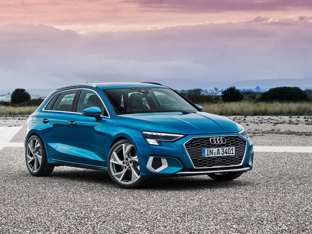 Yeni Audi A3 tanıtıldı - haberler