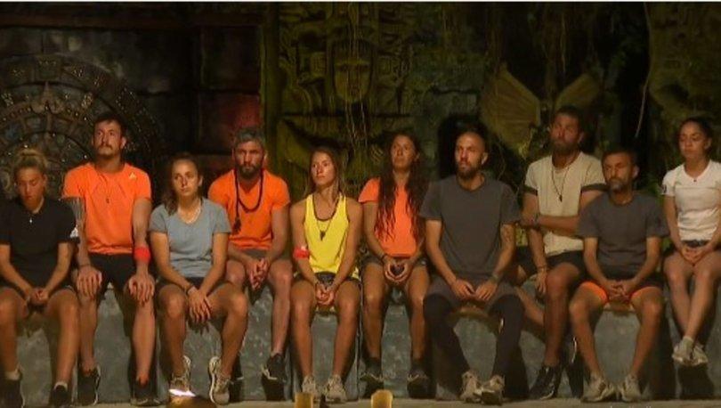 Survivor dün akşam kim elendi? Acun'dan büyük SÜRPRİZ! 3 Mart Survivor SMS sıralaması