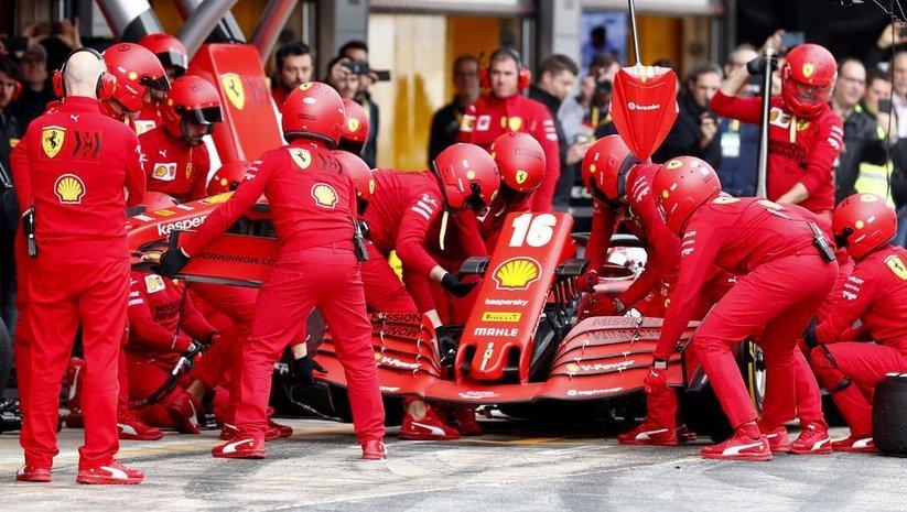 F1'de Ferrari'ye karşı ortak bildiri!