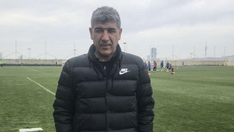 Ümraniyespor'da hedef play-off'a kalabilmek