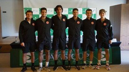 Davis Kupası'nda kuralar çekildi