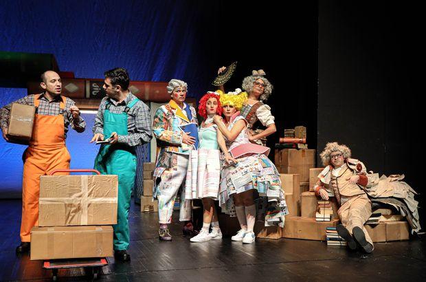 Şehir Tiyatroları 38 oyunla seyirciyle buluşuyor