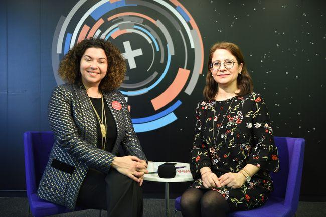 TurkishWIN ile BinYaprak Kurucusu Melek Pulatkonak, Haberturk.com Ekonomi Müdürü Naime Sert'in sorularını yanıtladı
