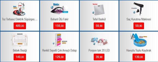 6 Mart BİM Aktüel ürünler kataloğu! BİM indirimli ürünler listesi
