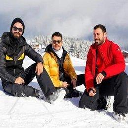 Kayak eğlencesi...
