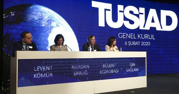 TÜSİAD: Toplumsal cinsiyet eşitliğini sağlamalıyız