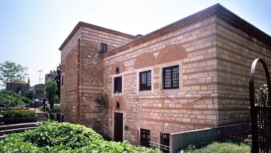 Türkiye'de ilk ve tek olan kütüphane