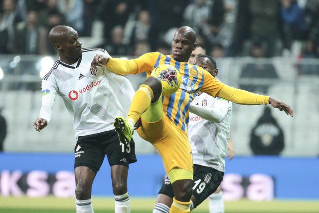 """""""Bari Atiba'dan utan!"""" Beşiktaş - Ankaragücü maçı yazar yorumları"""
