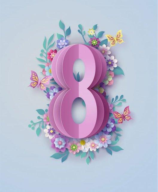 Kadınlar Günü mesajları yeni 2020! 8 Mart Dünya Kadınlar Günü resimli sözler! Kadınlar Gününüz kutlu olsun.