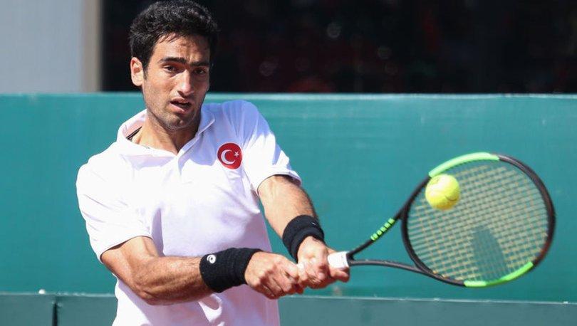 Tenis: Davis Kupası - A Milli Erkek Tenis Takımı İsrail'e 3-1 yenildi - ANTALYA