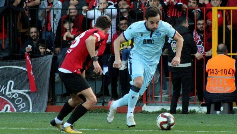 Fatih Karagümrük: 2 - Adana Demirspor: 2