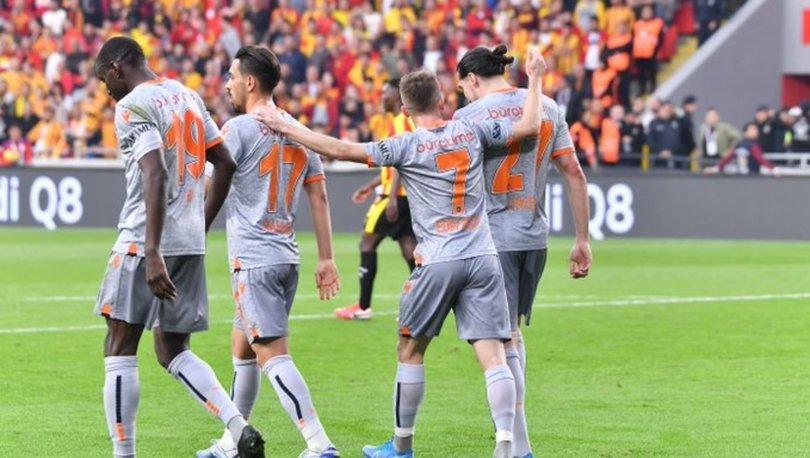 Göztepe - Başakşehir maçı