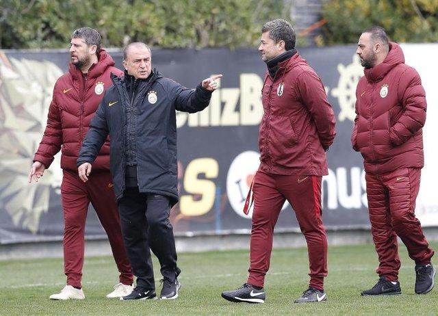 Galatasaray'ın Sivasspor maçı muhtemel 11'i - Galatasaray haberler