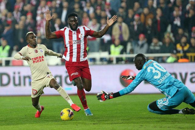 Sivasspor Galatasaray Maçının Yazar Yorumları - Galatasaray haberleri