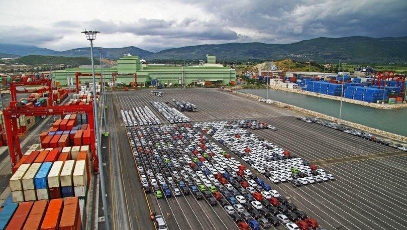 Binek otomobil ihracatı