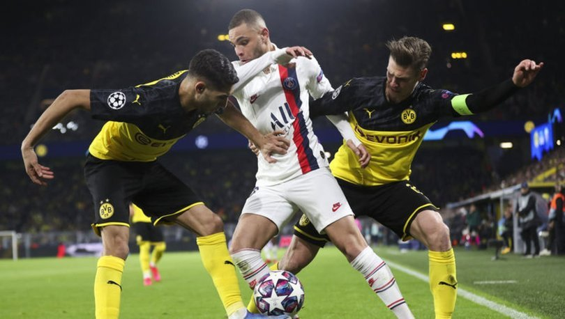 PSG - Borussia Dortmund maçı