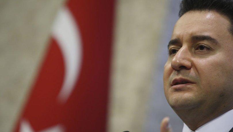 Son dakika haberler! Ali Babacan'ın partisinde kimler var? Babacan'ın parti ismi ne oldu?