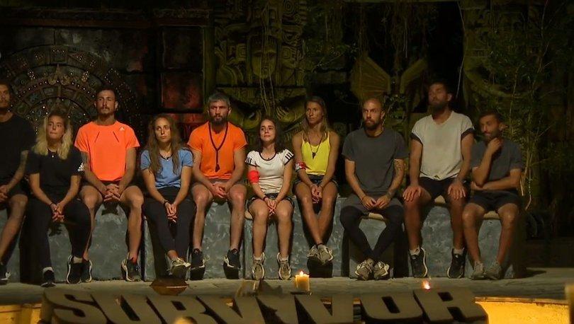 Survivor'da ilk eleme adayı belli oldu! 8 Mart Survivor dokunulmazlık oyununu kim kazandı?