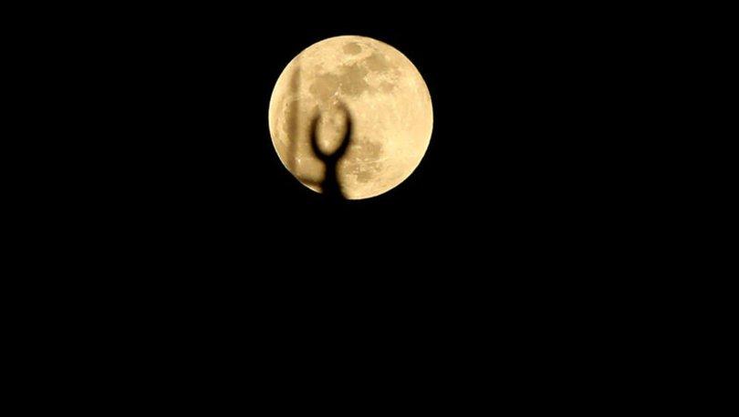 Süper Ay tutulması 2020 saat kaçta? Türkiye'den izlenebilecek mi? İşte Süper Ay