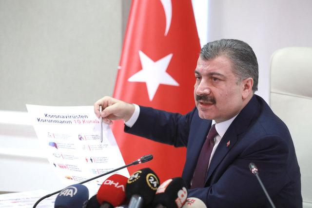 SON DAKİKA KORONAVİRÜS HABERİ!: Corona virüs artık Türkiye'de! İşte korunma yöntemleri