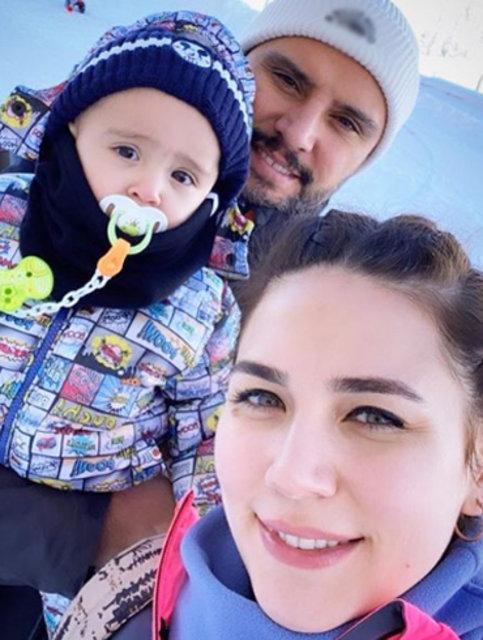 Alişan ile Burak'ın baba-oğul pozu - Magazin haberleri