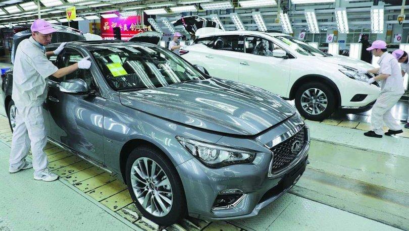 Nissan koronavirüs salgınının merkezi Hubei'de yeniden üretime başlıyor - haberler