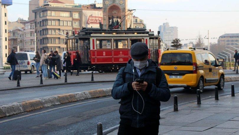 İstanbul'da koronavirüse karşı maske önlemi - Haberler | Sağlık ...