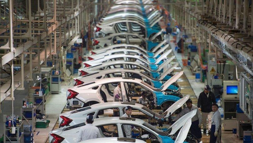 çin otomotiv üretimi