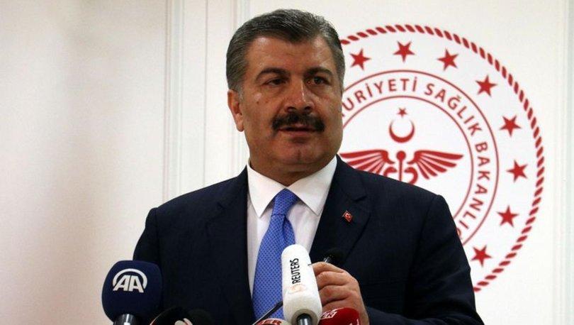 Son dakika haberleri! Türkiye'de ilk koronavirüs vakası! Sağlık Bakanı'ndan son dakika coronavirüs açıklaması