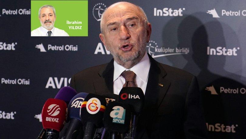 Son dakika haberler: TFF açıkladı! Nihat Özdemir: Cuma'dan itibaren tüm maçlar seyircisiz!