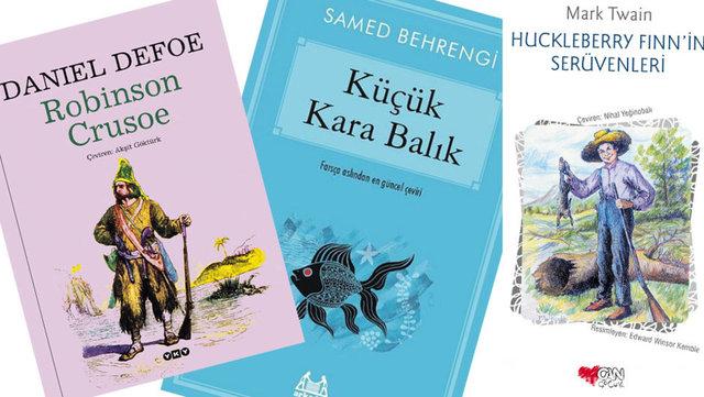 Korona günleri için çocuk kitapları