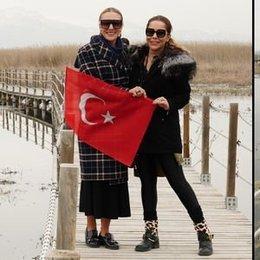 'Her Şehri Ünlüsüyle Geziyoruz' Kayseri'de