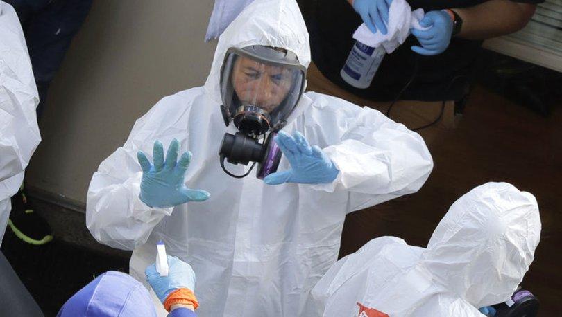 Amerika'da koronavirüs paniği devam ediyor - NEW YORK