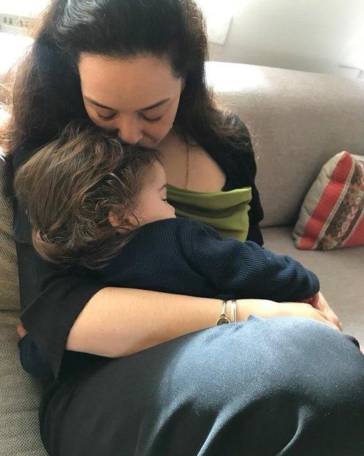Azra Akın: Çocukla çocuk olmak - Magazin haberleri