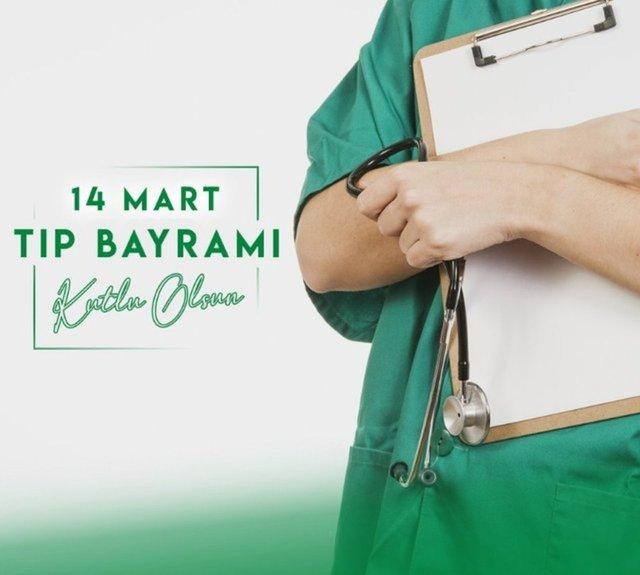 14 Mart Tıp Bayramı mesajları 2020! Sağlık çalışanları için içten mesajlar... Tıp Bayramı kutlu olsun