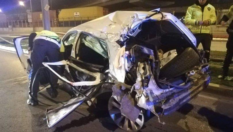 izmir trafik kazası