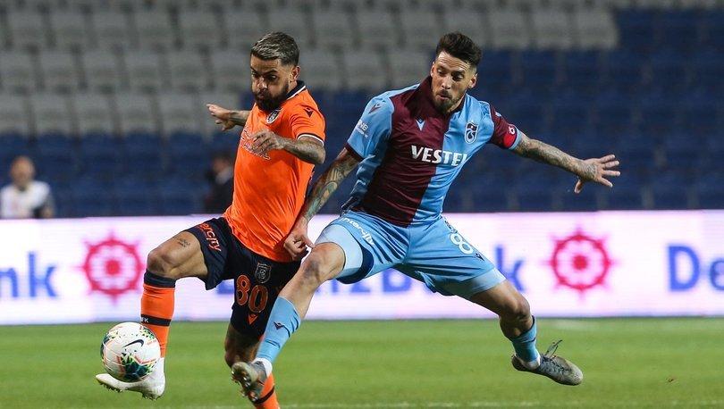Trabzonspor Başakşehir maçı