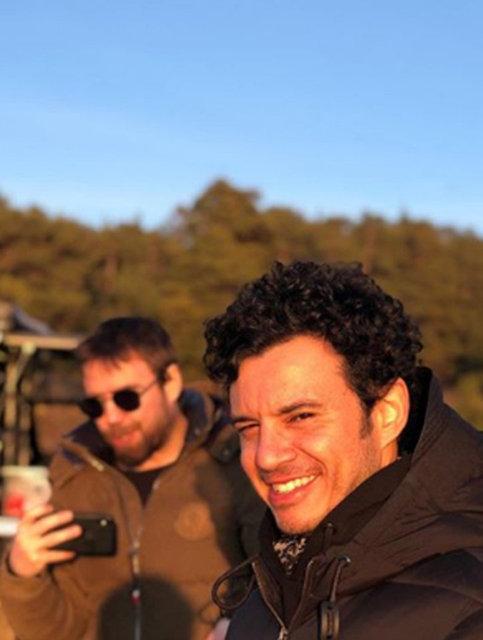 Kadir Doğulu, Murat Dalkılıç ve Buray kampta - Magazin haberleri