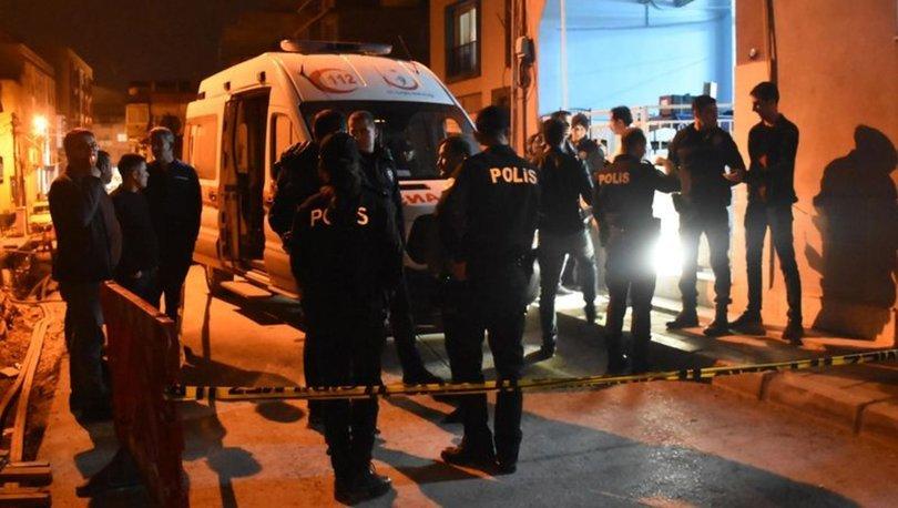 İzmir'de gürültü cinayeti