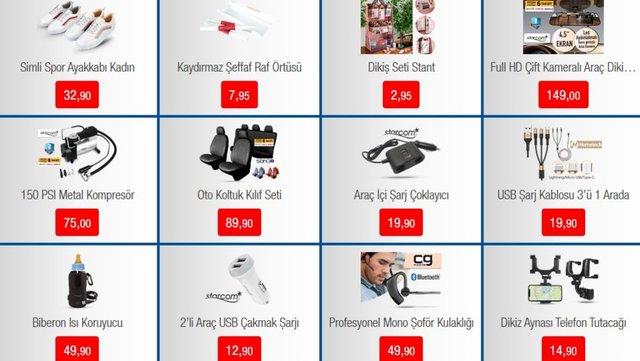 BİM A101 ŞOK aktüel ürünler kataloğu 2020! 18-20 Mart BİM, A101 ve ŞOK katalog indirimli ürümler