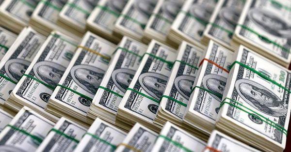 Kısa vadeli dış borç ocakta 123,6 milyar dolar oldu