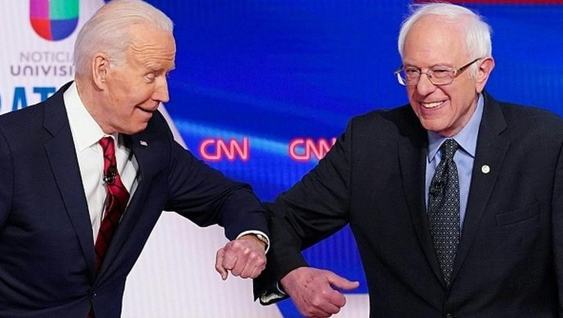 ABD Başkanlık seçimi - Demokratların adaylık yarışında Joe Biden önde