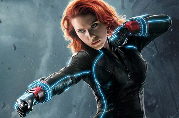 'Black Widow'a koronavirüs ertelemesi