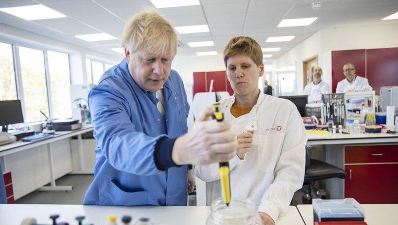 İngiltere yeni Kovid-19 testi geliştiriyor