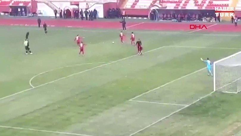 Gümüşhanespor-Başkent Akademispor maçı