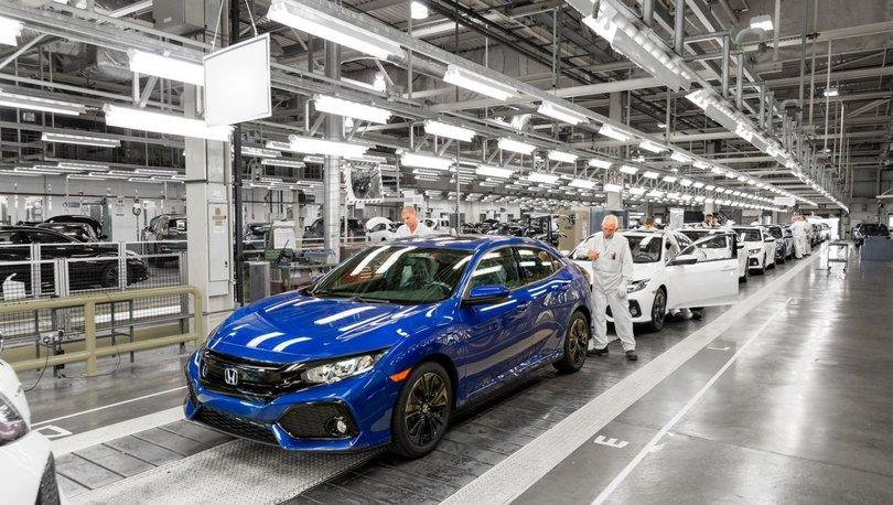 Honda Türkiye'den üretime ara - haberler