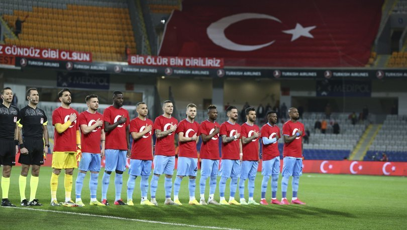 Gaziantep'te futbolculara uyarı