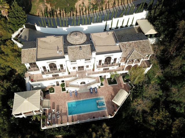 Heidi Klum 10 milyon dolarlık malikanede karantinada - Magazin haberleri